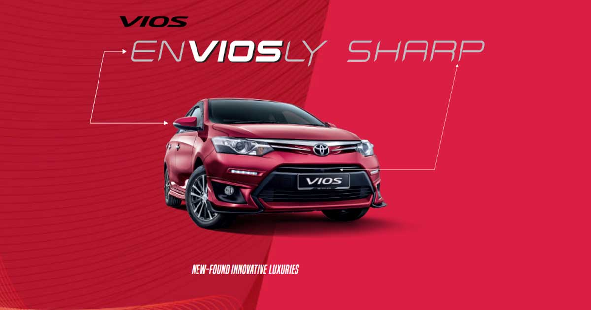 March 2020 Toyota Vios Promotion, Cash Discount, Price