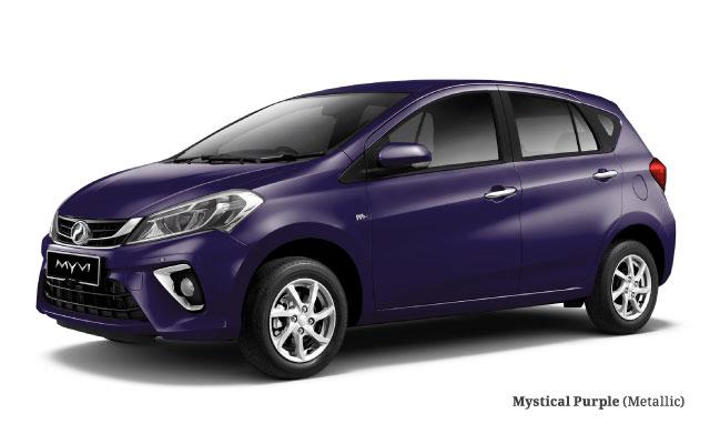 November 2019 Perodua Myvi Promotion, Cash Discount, Price