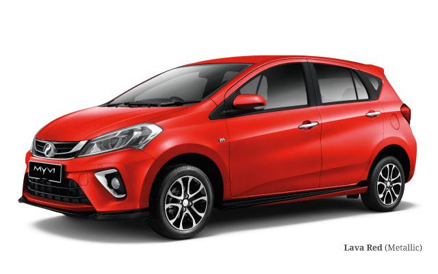 September 2019 Perodua Myvi Promotion Cash Discount